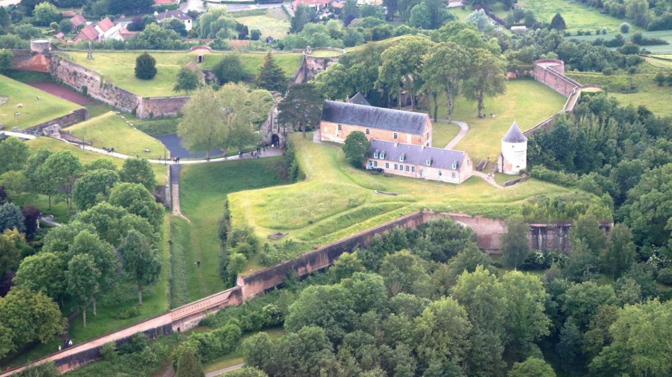 La citadelle de Montreuil a retrouvé vie et ses visiteurs