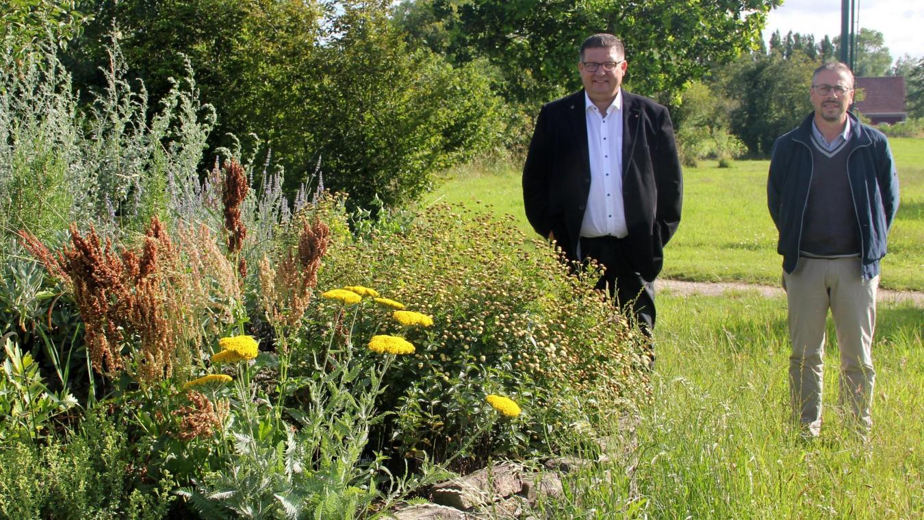 La municipalité met tout en œuvre pour améliorer les espaces verts et elle a été récompensée.