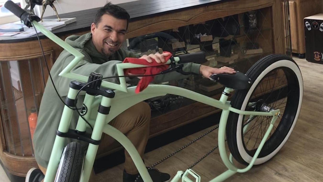 PKP, le nouveau concept-store de vélos américains à Dunkerque.