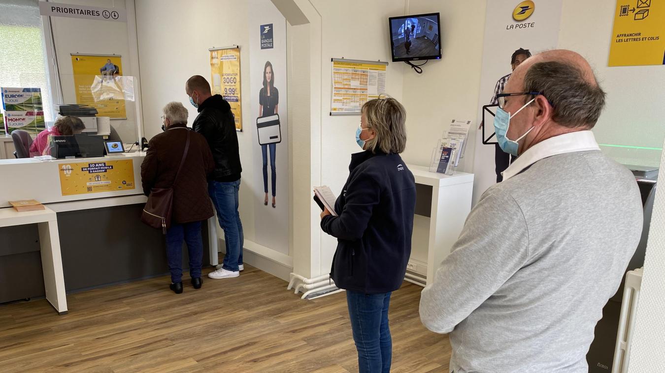 L'ouverture du bureau de Poste s'est déroulé mercredi 26 mai à 14h.