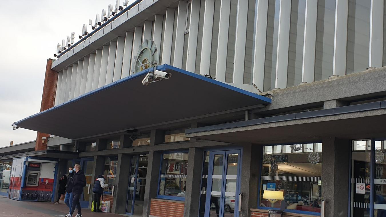 Arras: un usager de la gare empêche l'agression sexuelle d'une jeune fille ivre