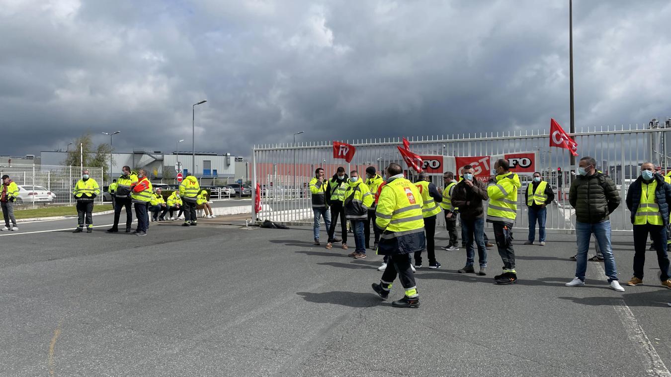 Les travailleurs étaient en grève depuis mardi 25 mai après-midi.