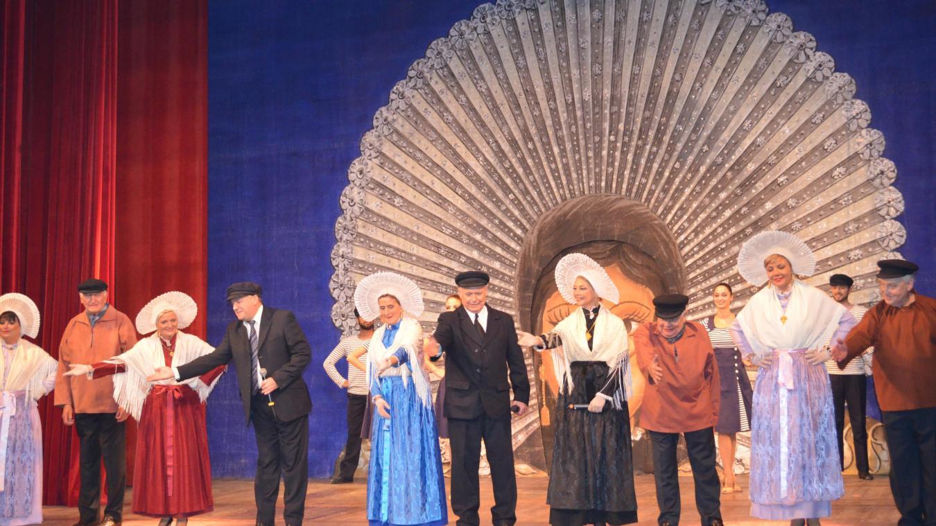 En 2019, la Revue Boulonnaise a renoué avec le succès.