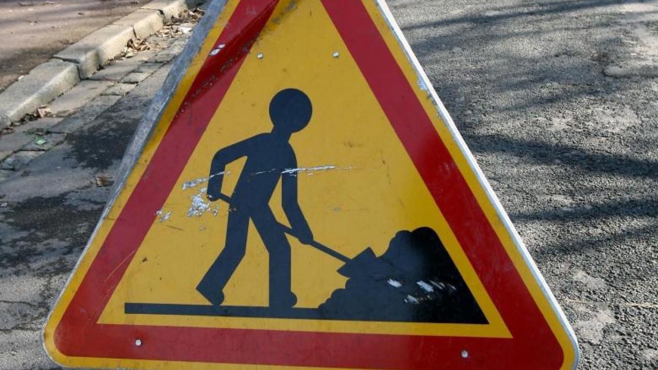 Les 1er et 2 juin, les engins de chantiers prendront possession de trois rues à Oudezeele.