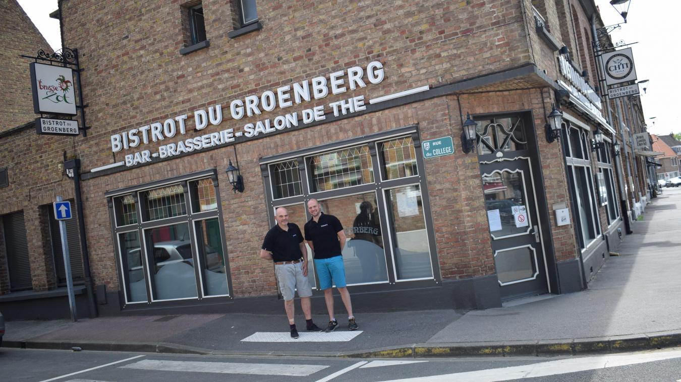 Le Bistrot du Groenberg était à vendre, la famille Peinte a su saisir l'opportunité.