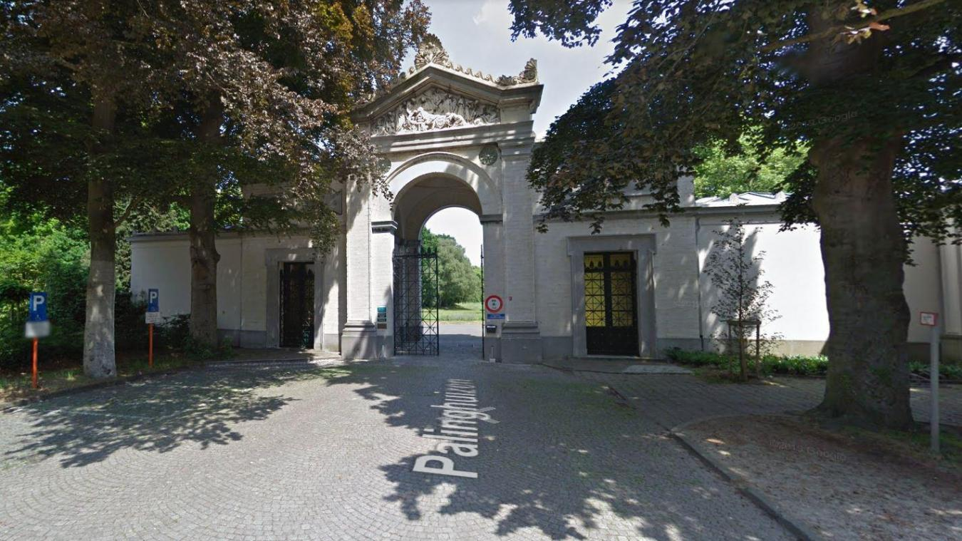 Le Westerbegraafplaats, le cimetière de Gand.