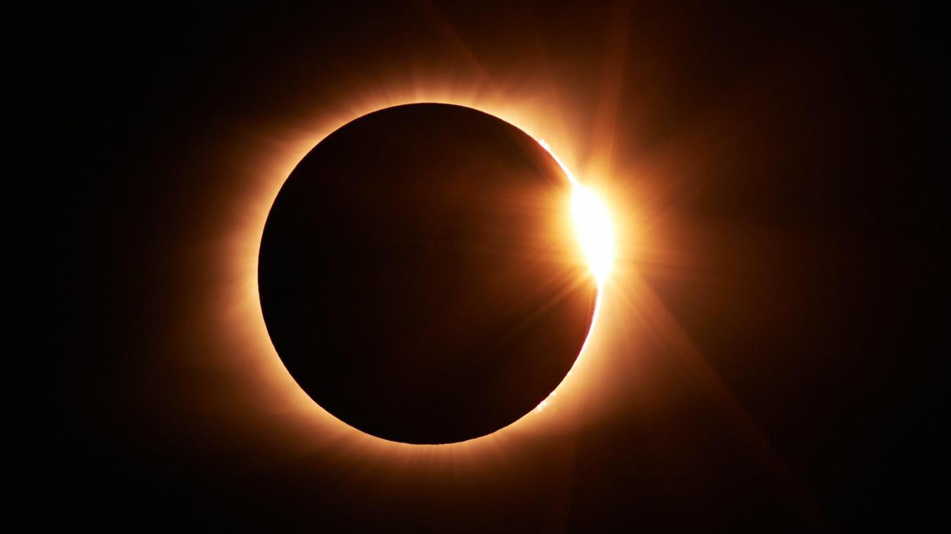 Seulement 10% du Soleil seront cachés par la Lune, le 10 juin.