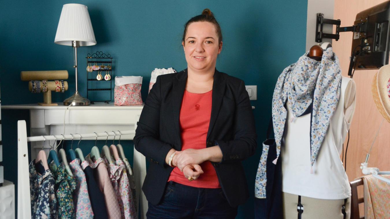 Ecquedecques : Marie a osé créer son entreprise, et ça marche!