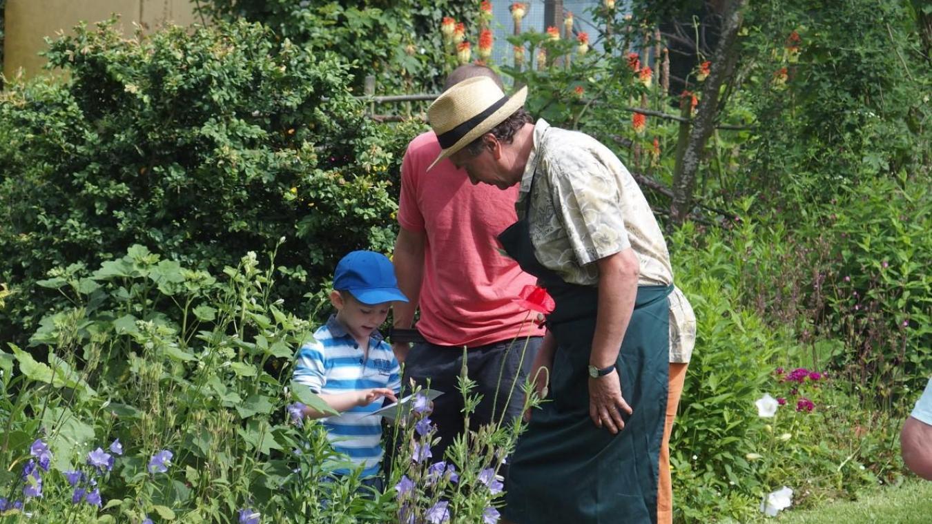Marie-Jo et Serge vous accueillent dans leur jardin partagé de Polincove.