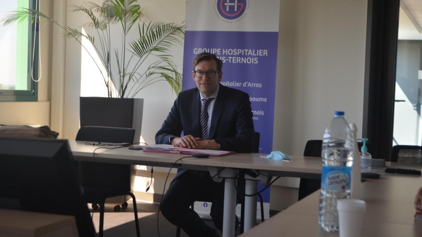 Arras: un nouveau directeur à l'hôpital, ça change quoi?