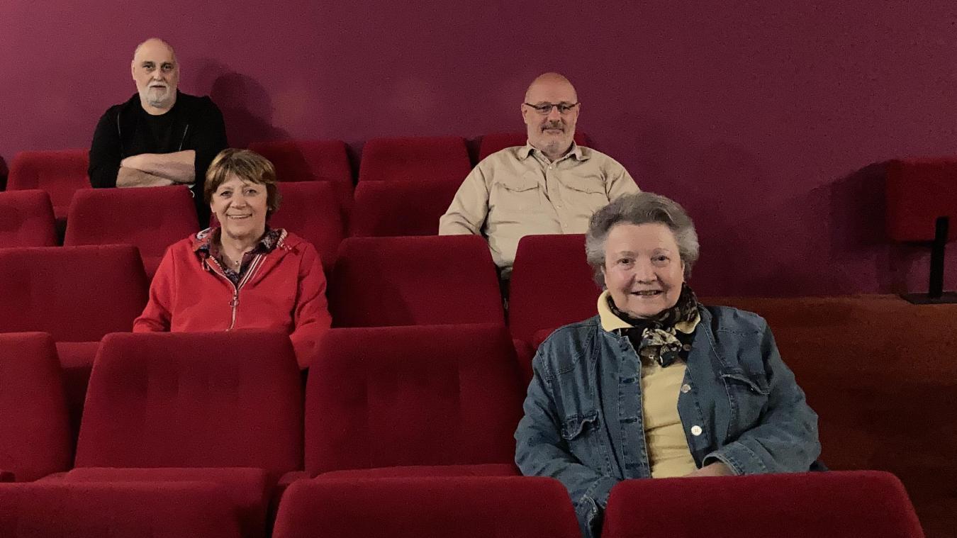 L'équipe du cinéma d'Hardelot se réjouit de sa réouverture.