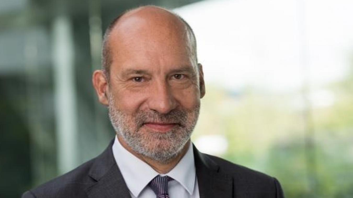 Maurice Geroges a été nommé directeur du Grand port maritime de Dunkerque ce jeudi 3 juin.