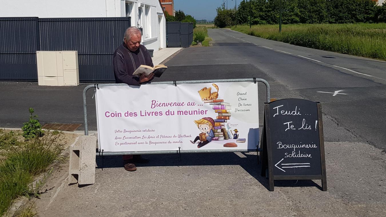 Maurice vous attend nombreux au Festival du Livre.