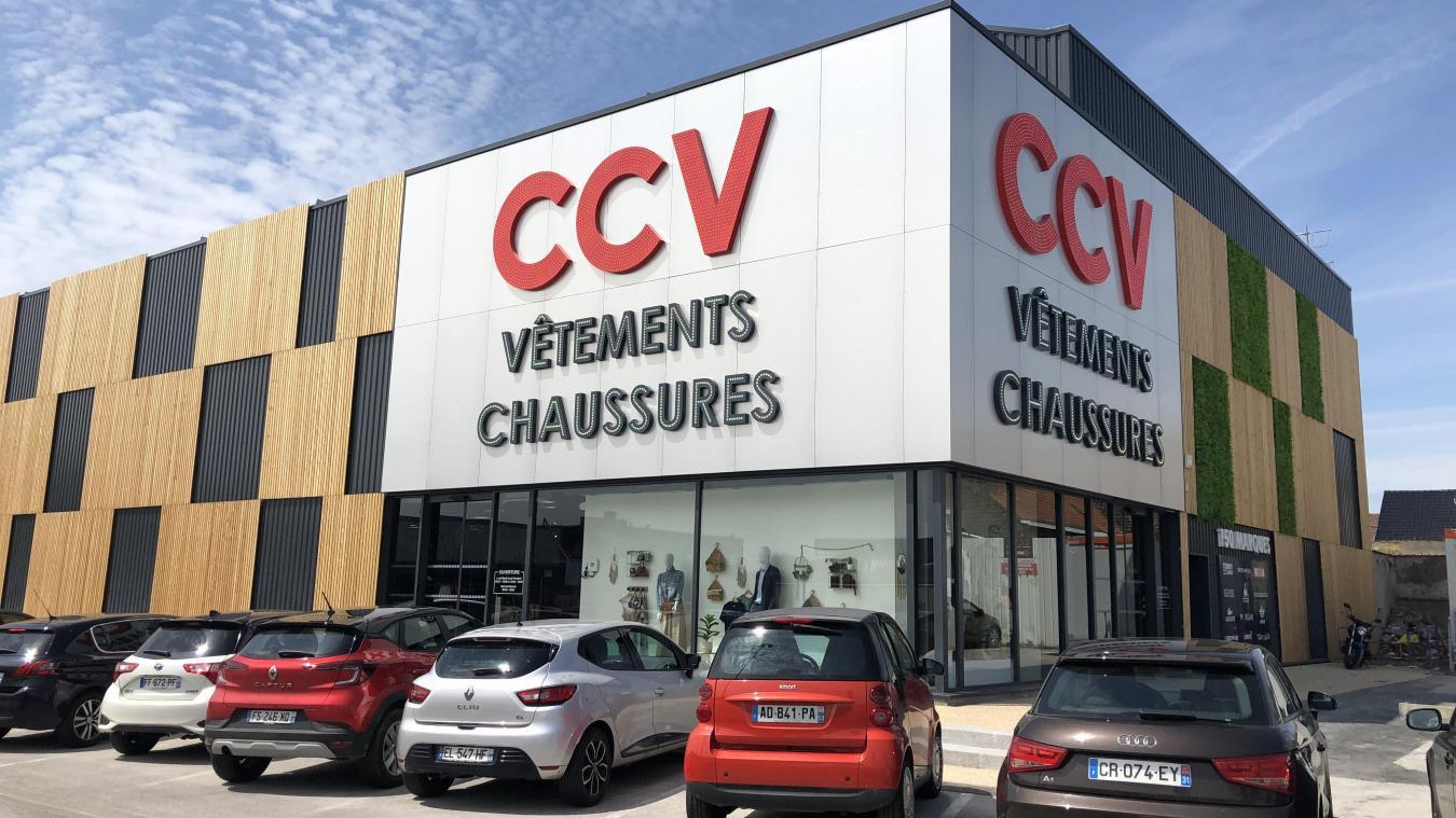 Le magasin CCV de Coudekerque-Branche a rouvert ses portes après 4 mois de rénovation.