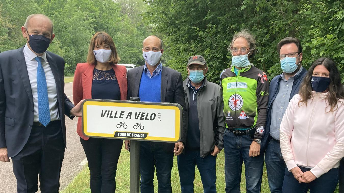 Depuis quelques jours, la station du Touquet arbore avec fierté un nouveau label, celui de Ville du Tour de France.