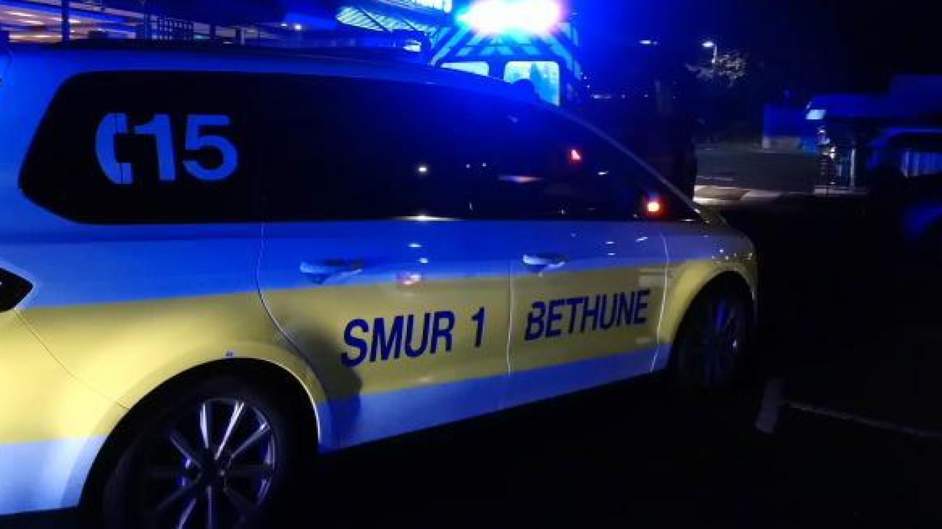 Le trentenaire a été transporté vers le centre hospitalier de Béthune-Beuvry. (Photo d'illustration)