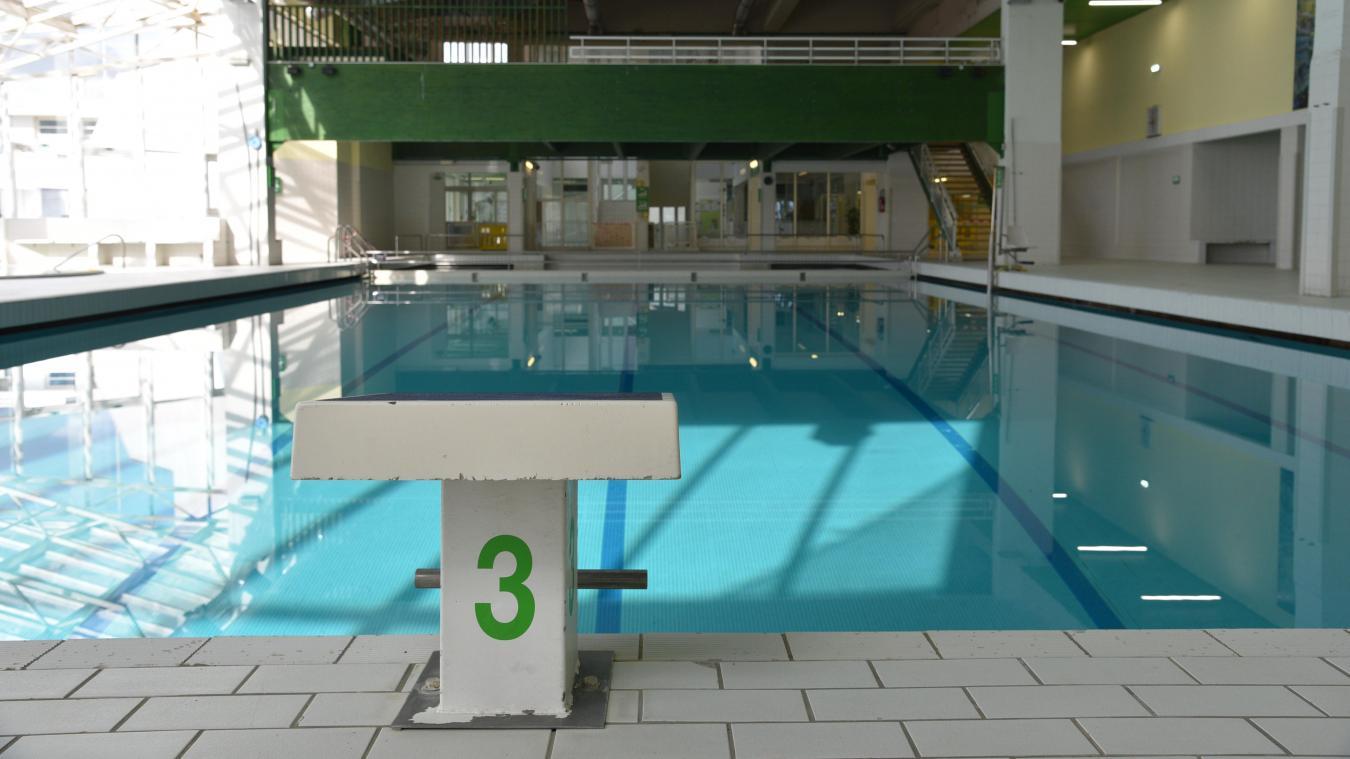 La piscine municipale de Nausicaá rouvre ses portes au public après de longs mois d'inactivité.
