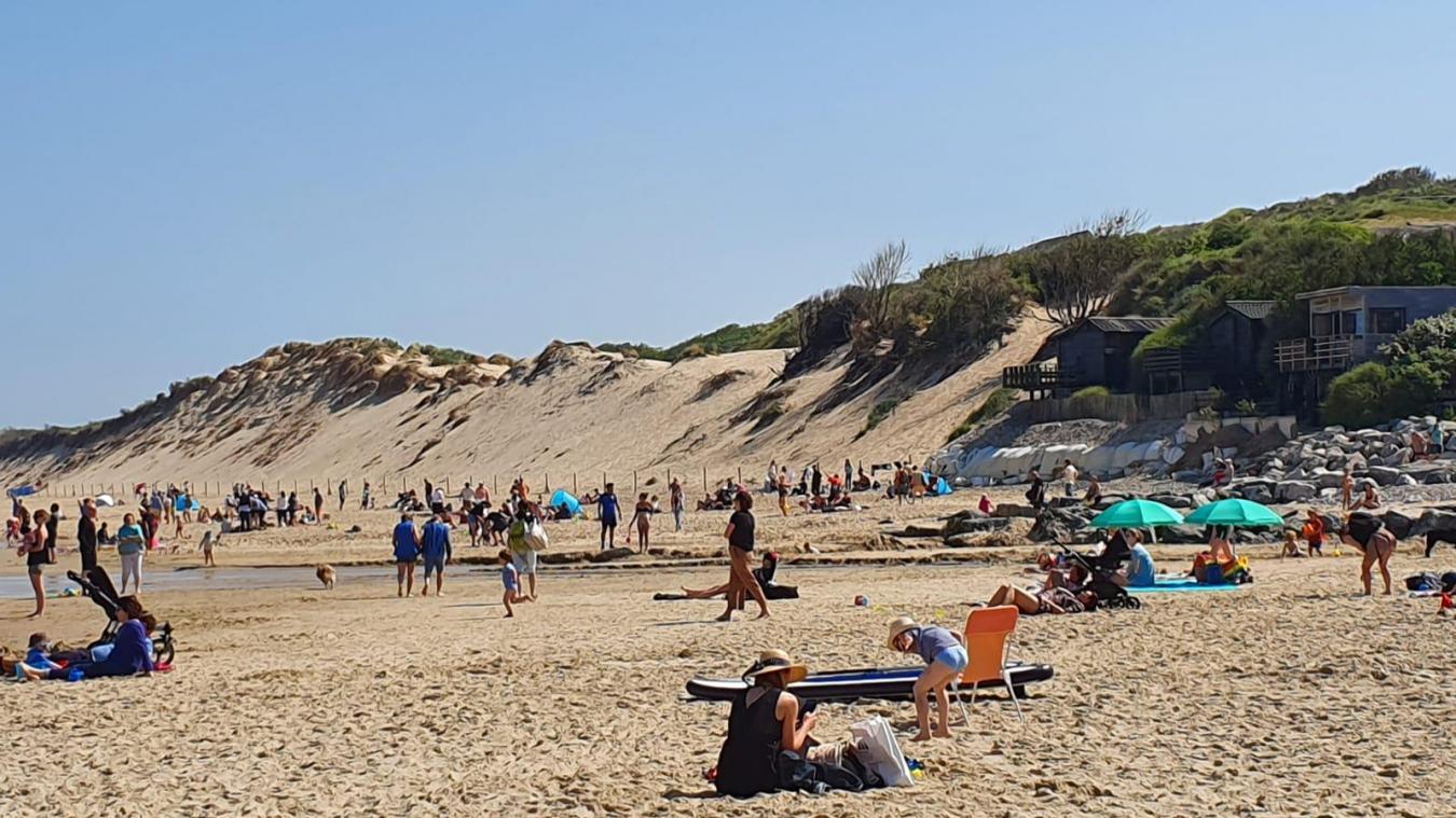 Un dimanche ensoleillé sur la côte à Calais, Boulogne, Dunkerque ou au Touquet