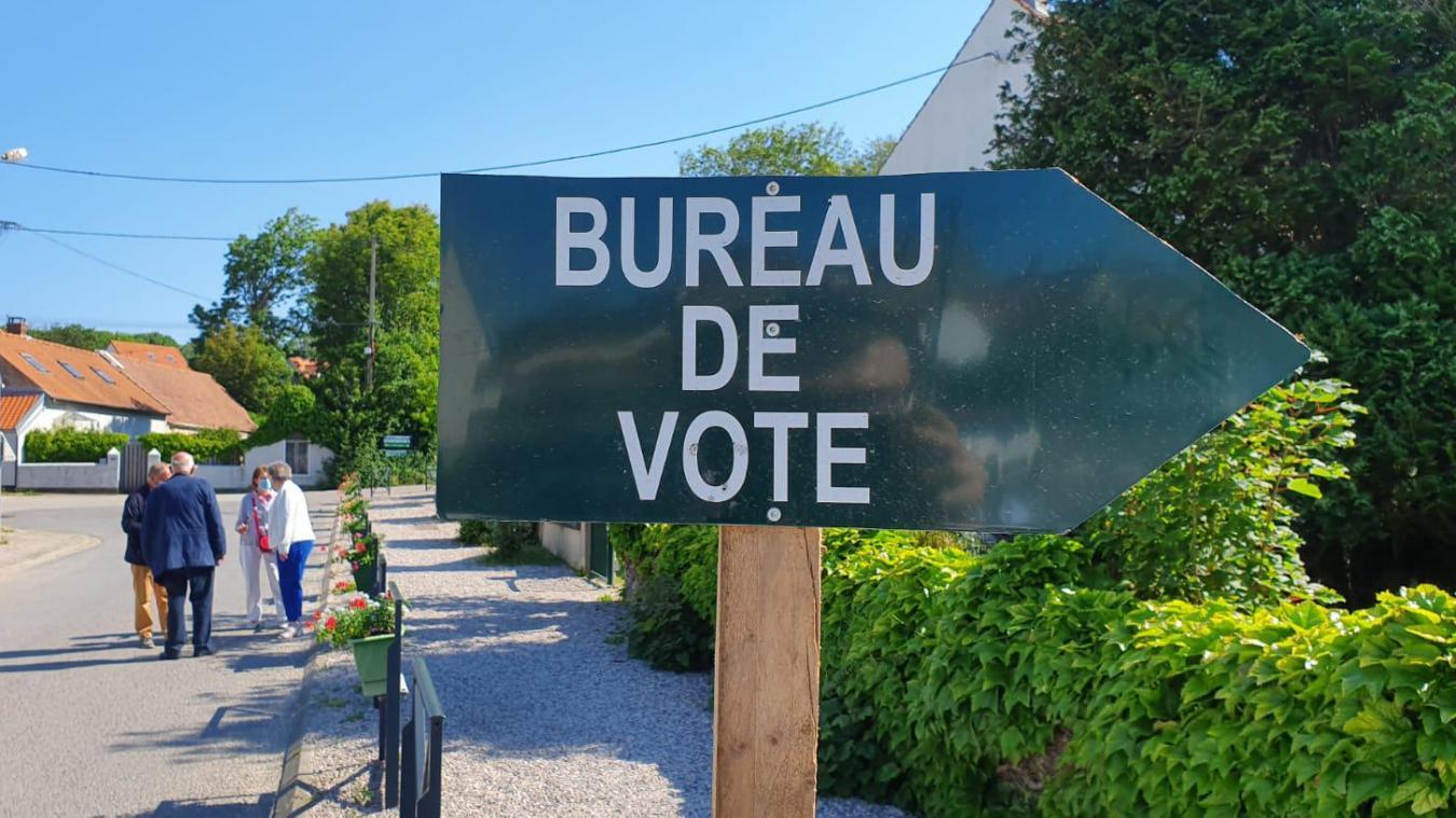 Point de mi-journée : un taux de participation assez faible pour les législatives