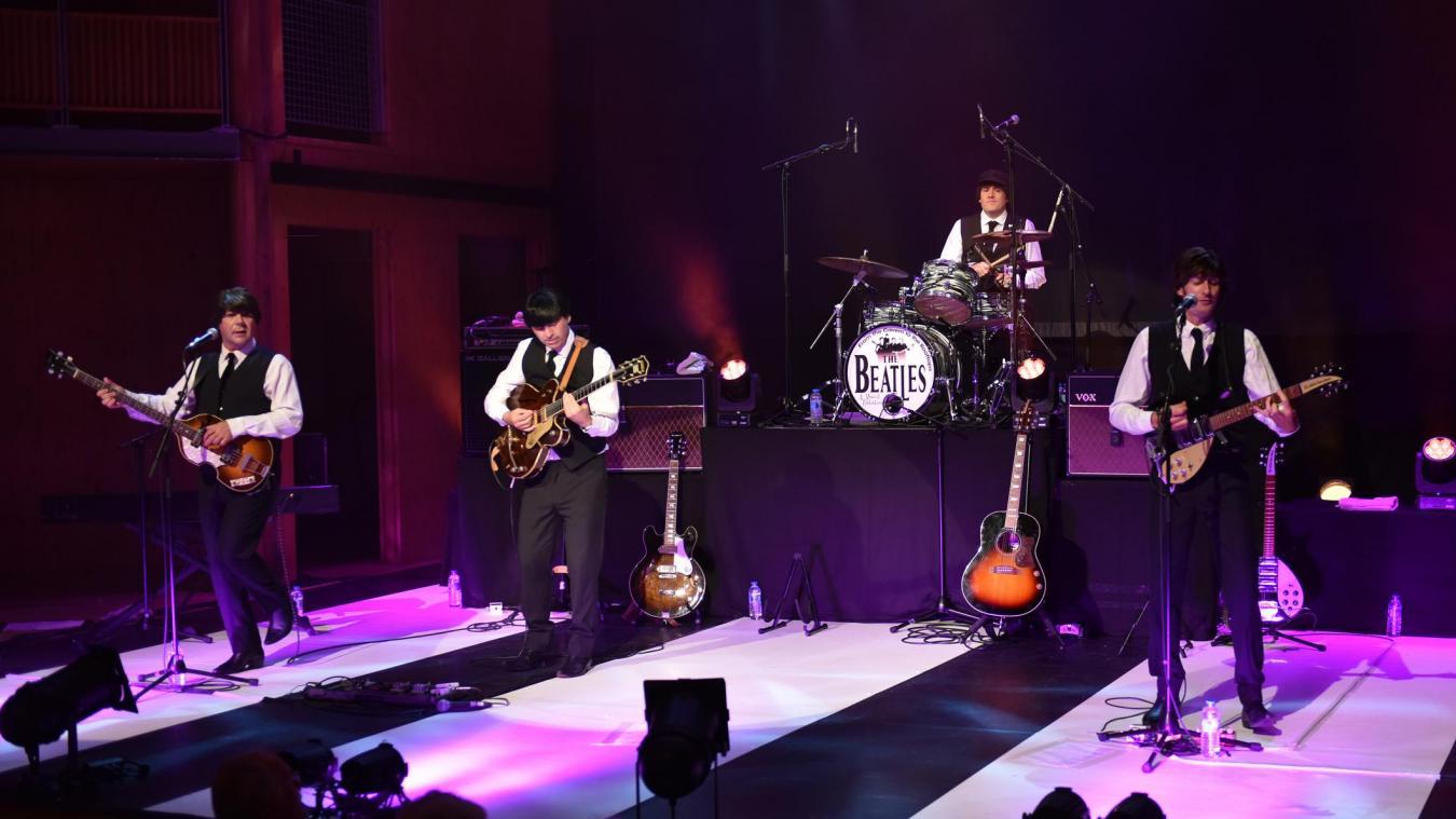 Pour évoquer les radios pirates, Beatles Celebration est en concert le 17 juillet.