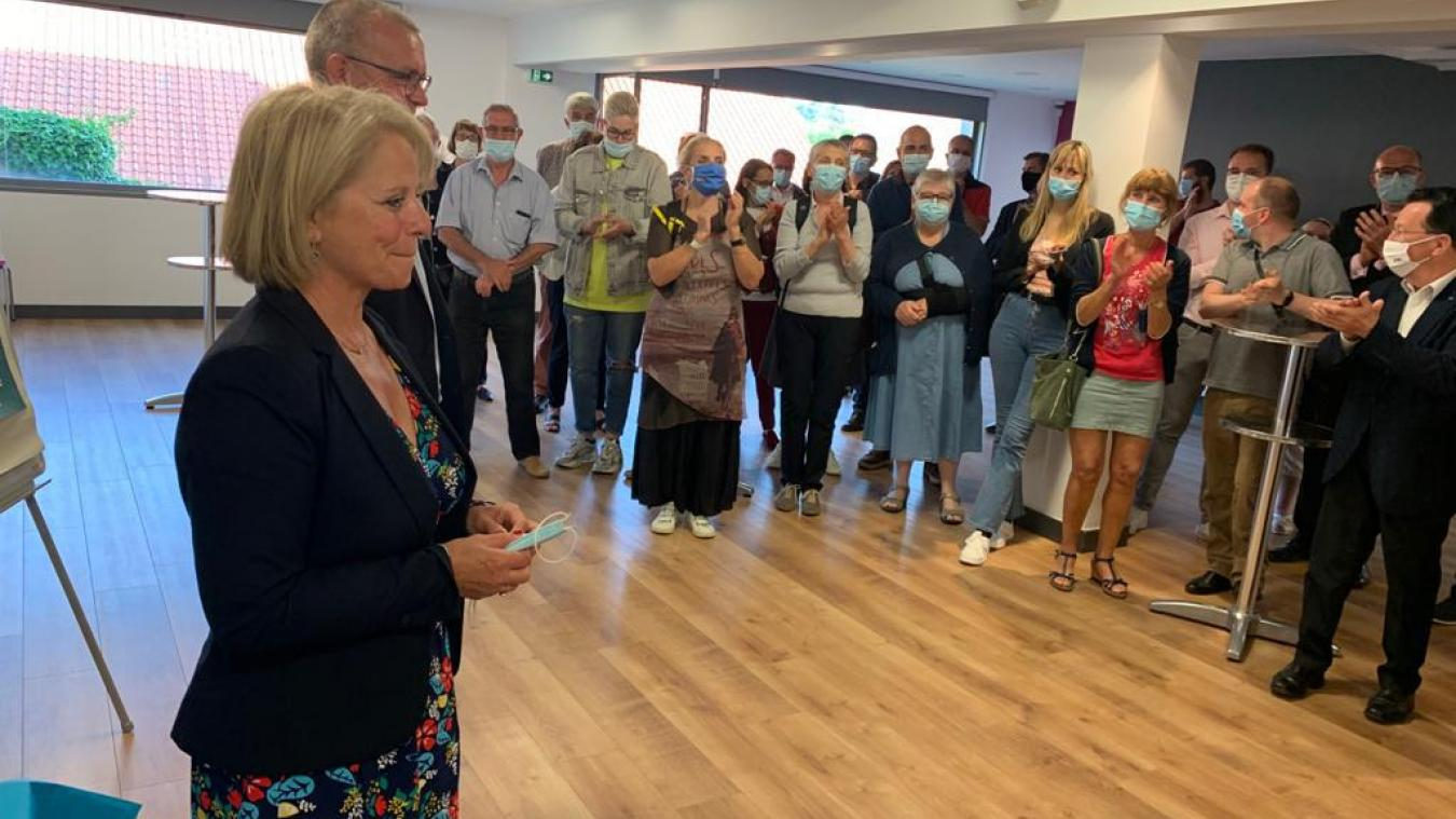 Brigitte Bourguignon remporte la 6ème circonscription avec 62,05% des voix