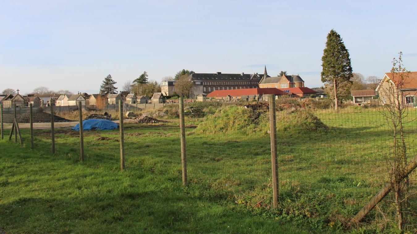 Le permis de construire de la Maison Médicale est aujourd'hui déposé.