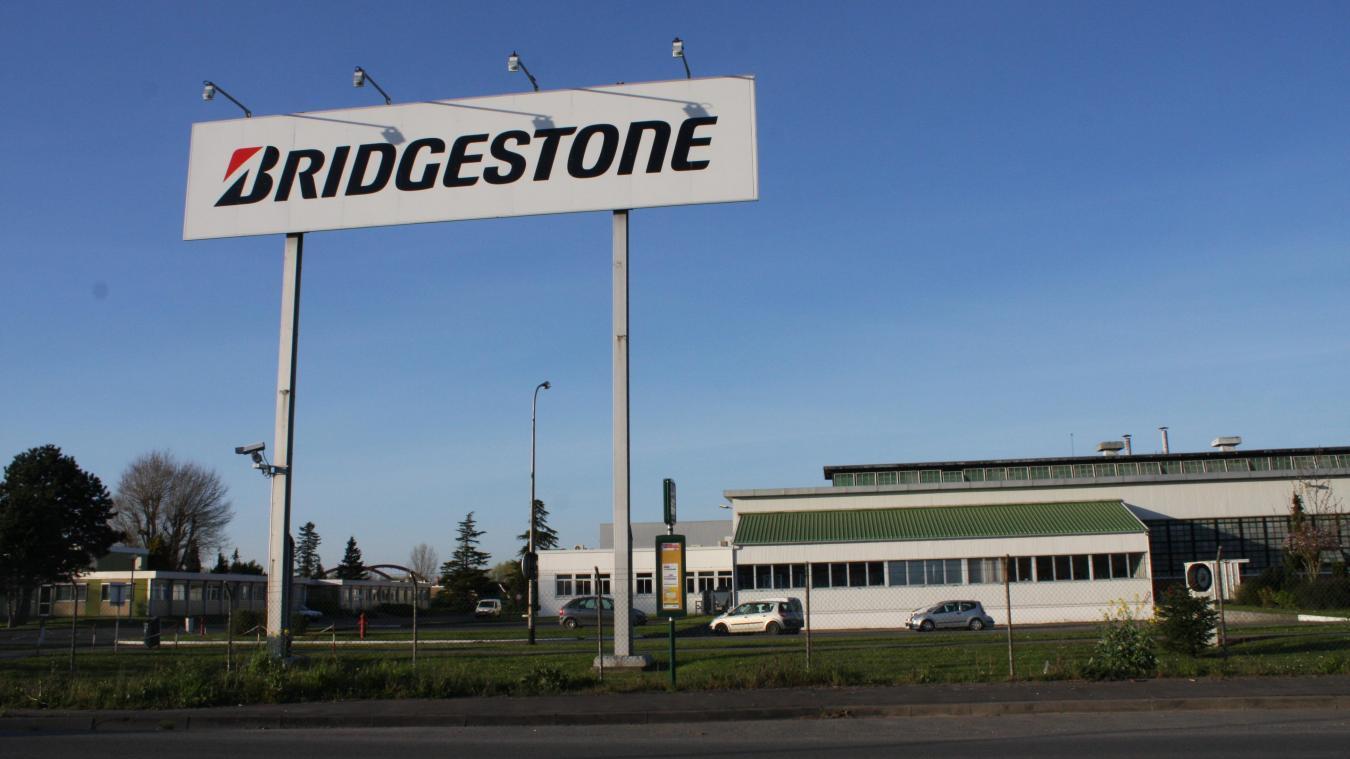 L'entreprise Bridgestone a fermé ses portes le 30 avril dernier.