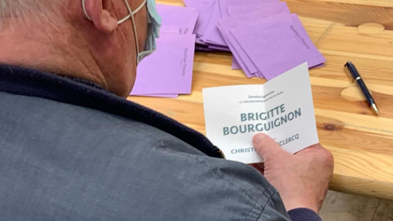 Brigitte Bourguignon a obtenu dimanche soir 62,05 % des voix sur la 6ème circonscription.