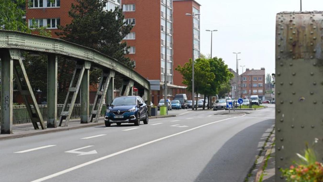 Le pont Carnot sera en travaux à compter du 4 juillet.