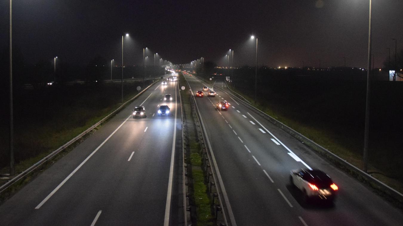 Un véhicule a circulé à contre-sens sur l'A25 dans la nuit de mardi à mercredi.