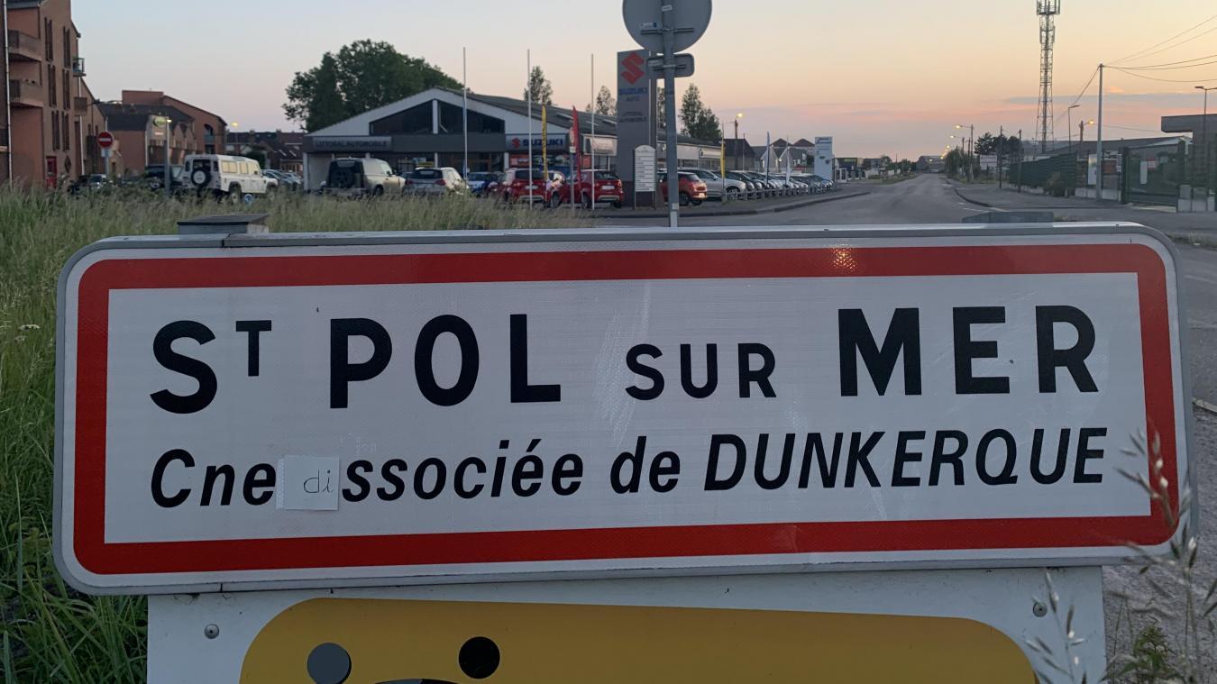 Et si, un jour, la mention «Commune associée de Dunkerque», à l'entrée de Saint-Pol-sur-Mer, disparaissait? Une hypothèse qui a pris de l'épaisseur ces derniers mois.