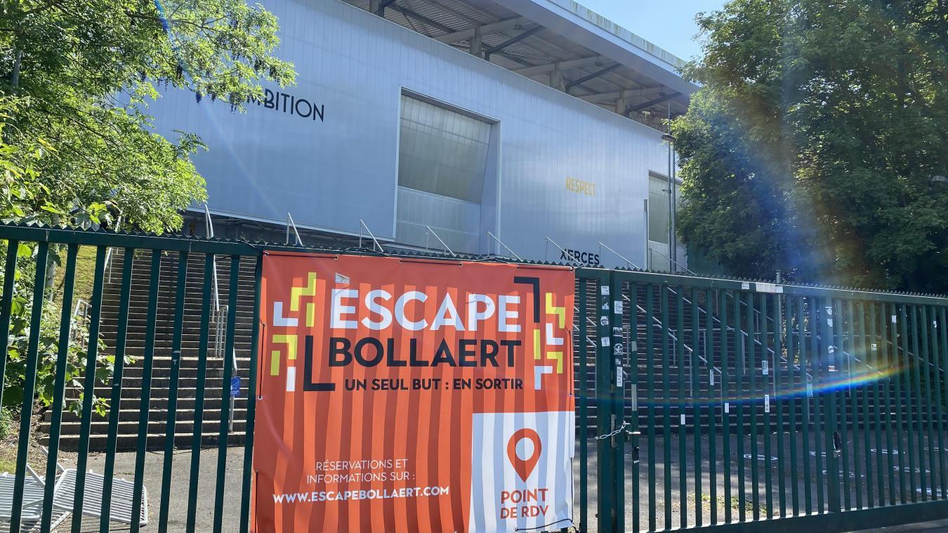 Ce mercredi 9 juin, l'escape game rouvre ses portes.