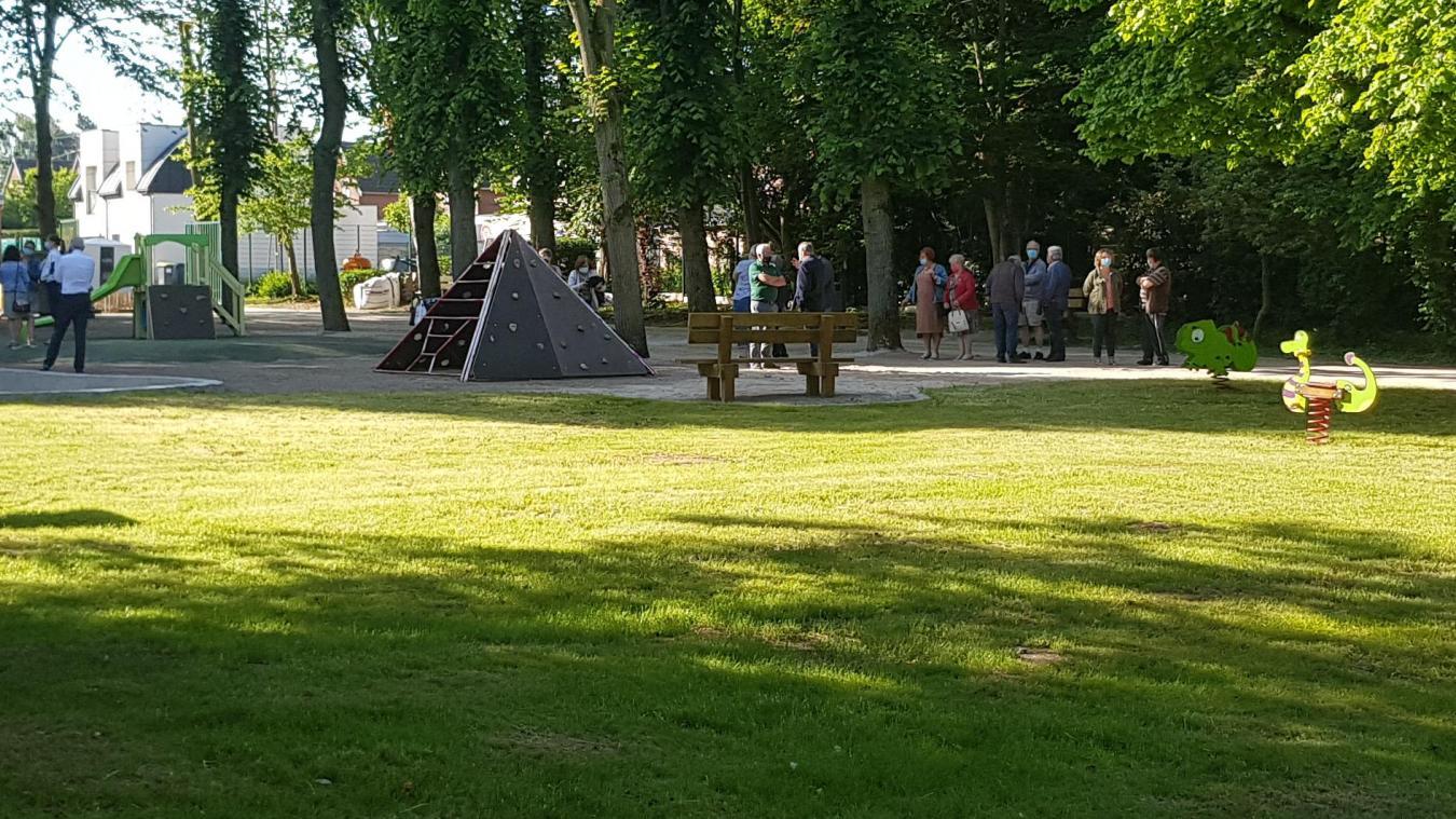 Le parc est accessible à tous, tous les jours de 8h à 20h.