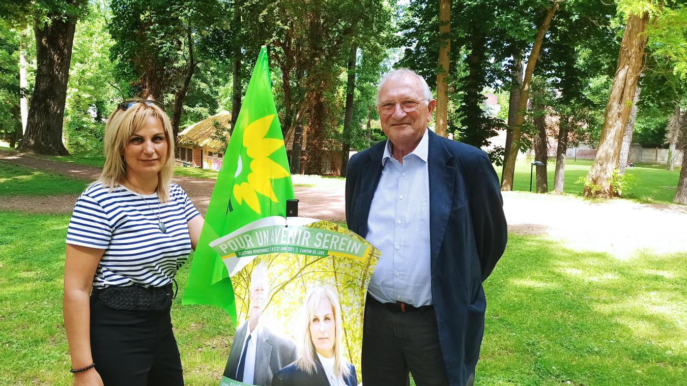 Naceira Vincent et Lucien Chatelain parviendront-ils à remporter le canton ?
