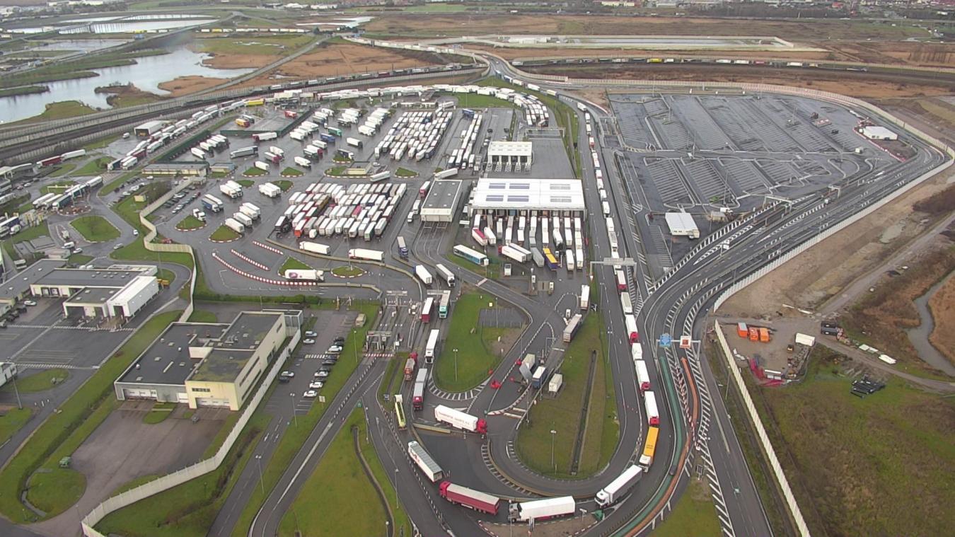 Getlink et ses salariés continuent de se battre pour obtenir l'autorisation du duty free sur le terminal coquellois.