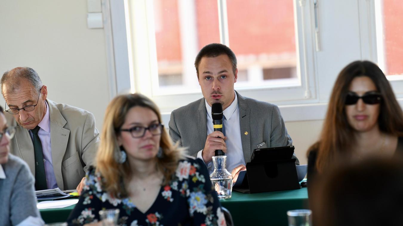 Ce vendredi, Adrien Nave, leader du Défi saint-polois, va présenter une motion demandant la démission des membres du conseil municipal de... Dunkerque pour de nouvelles élections.
