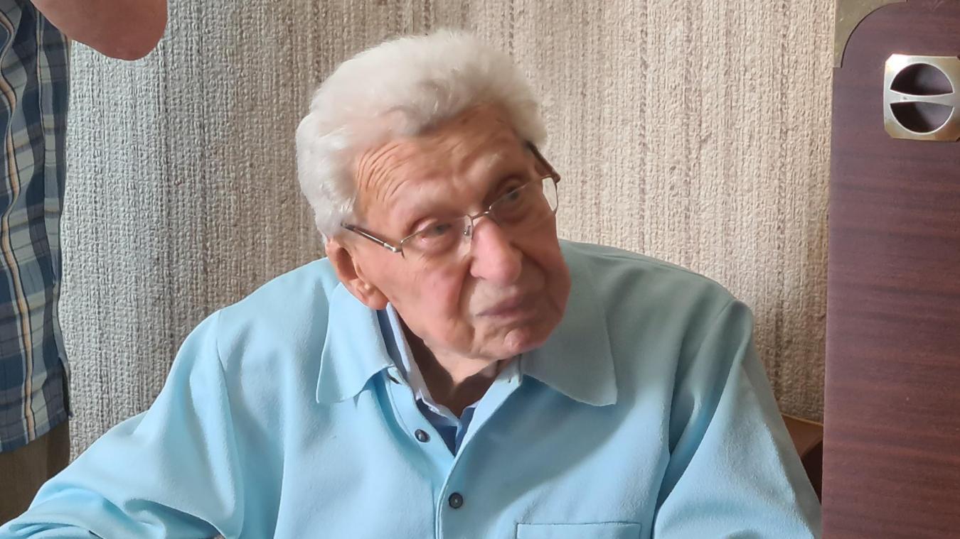 Robecq : Louis Dufossé a fêté ses 100 ans