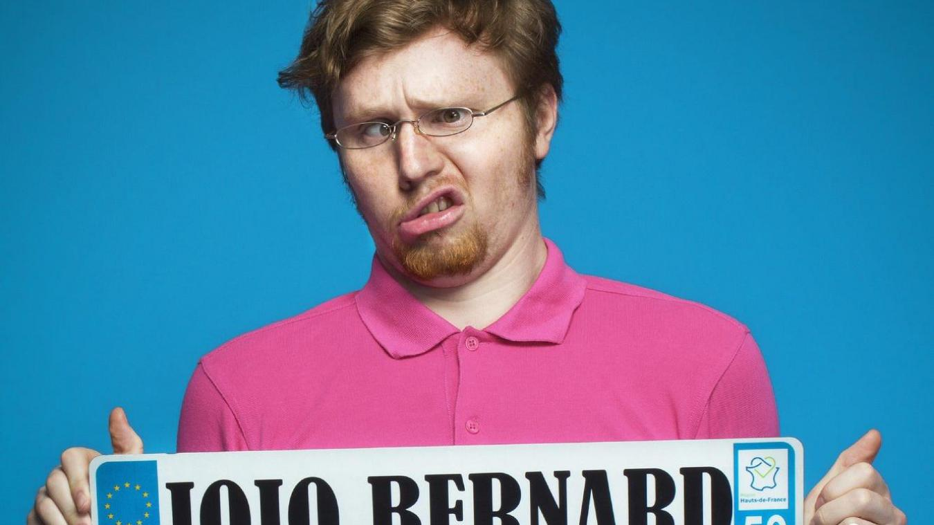 Jojo Bernard sera au Familia de Berck samedi 12 juin