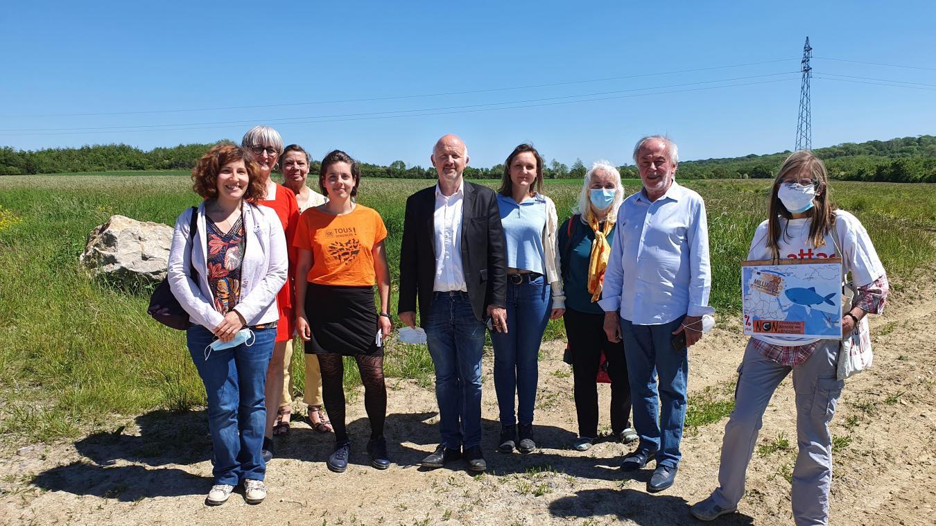 Hesdin-L'Abbé : Le projet d'élevage Pure Salmon fait des remous