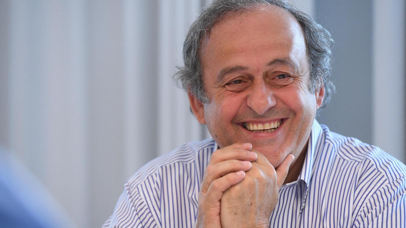 A l'occasion de l'Euro 2020, Platini voulait marquer le coup pour les 60 ans de la compétition.