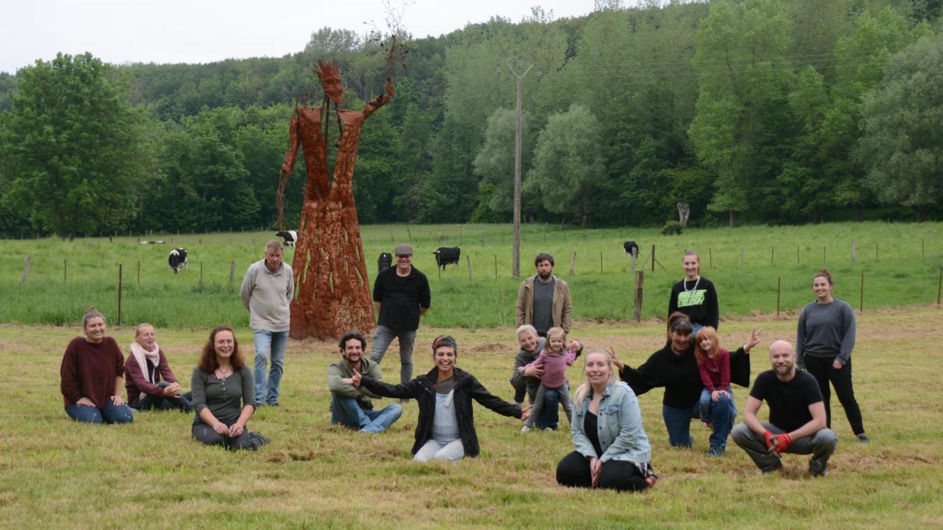 Les bénévoles se réjouissent de pouvoir à nouveau mettre en place le festival.