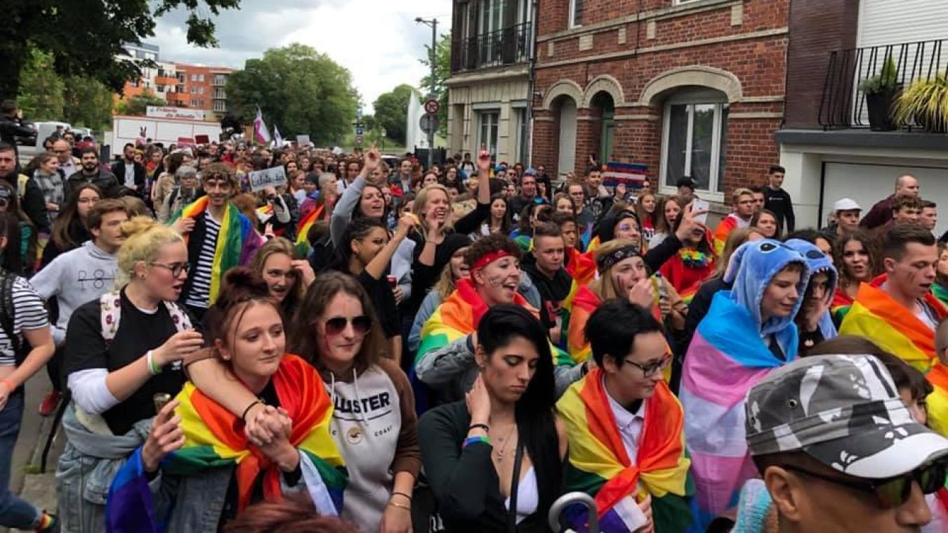 À Arras, une Marche des fiertés sous conditions ce samedi