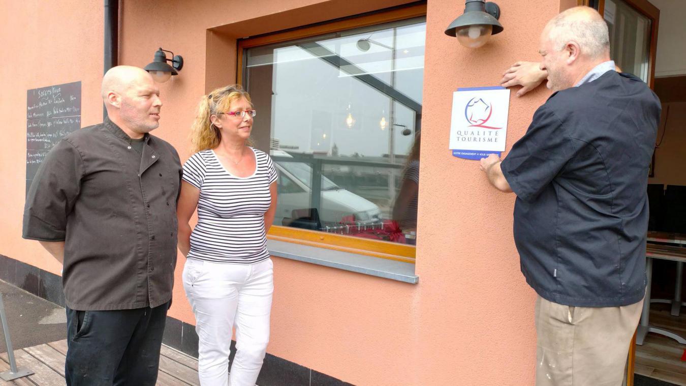 Gravelines : une distinction renouvelée pour cinq ans pour le restaurant Au retour d'Islande