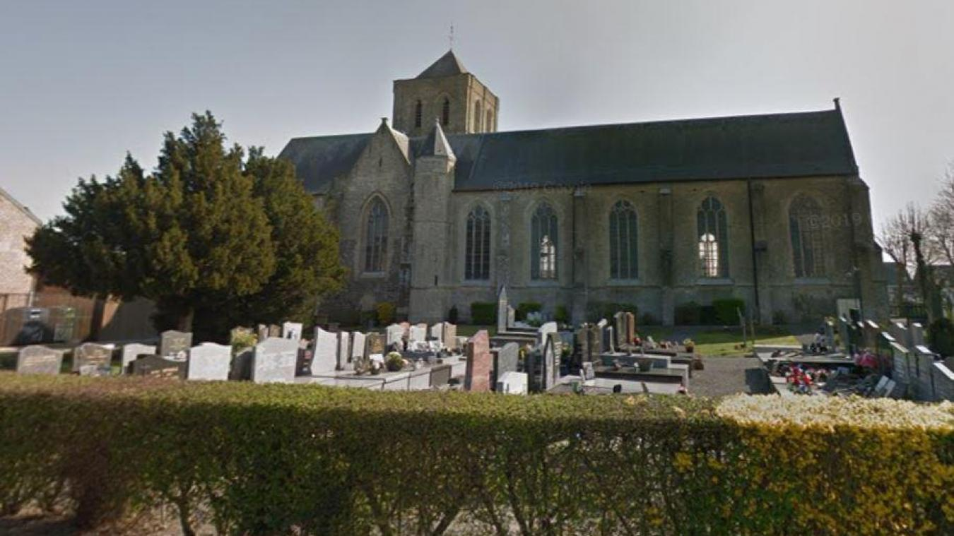 L'église de Quaëdypre est la première à découvrir ce week-end.