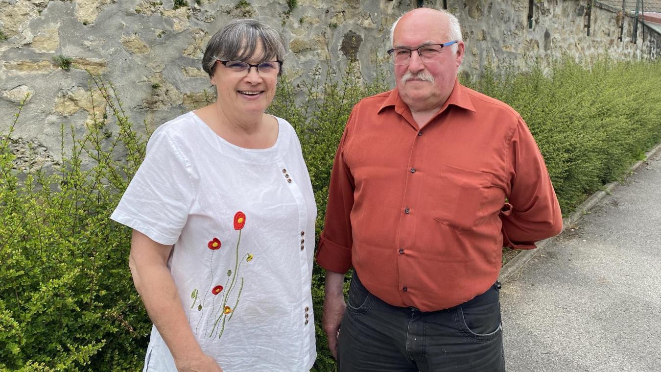 Patricia Duvieubourg et Alain Libert sont les candidats PCF pour les élections départementales sur le canton de Desvres-Marquise