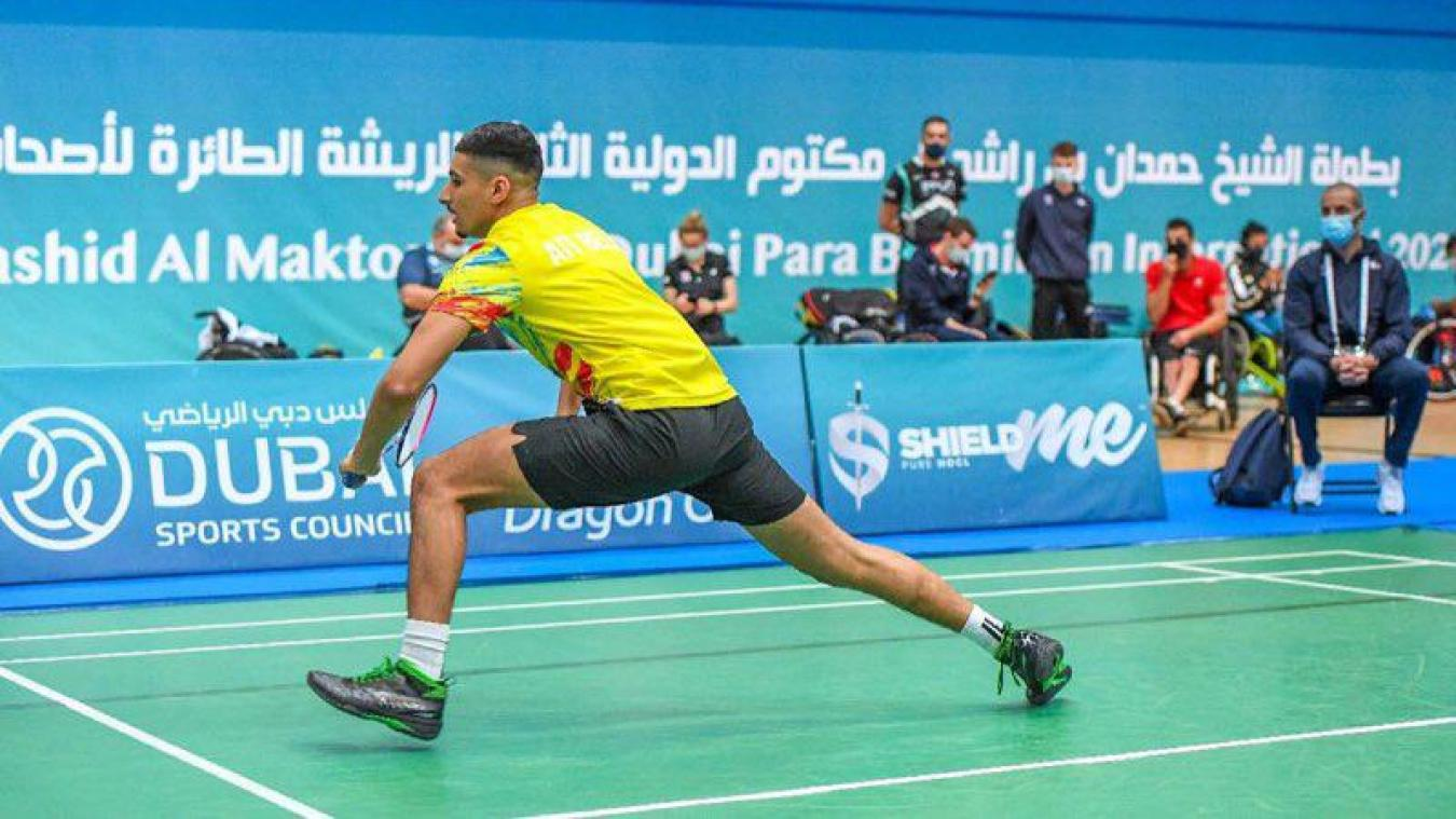 Pour avoir une chance de participer aux Jeux Olympiques 2024, Abdoullah doit atteindre le top 7 mondial.