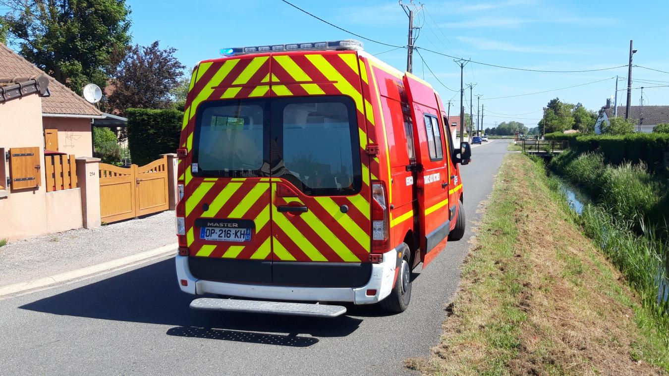 Les sapeurs-pompiers de Wormhout et le Smur de Dunkerque ont tout tenté pour réanimer la victime. Photo d'illustration
