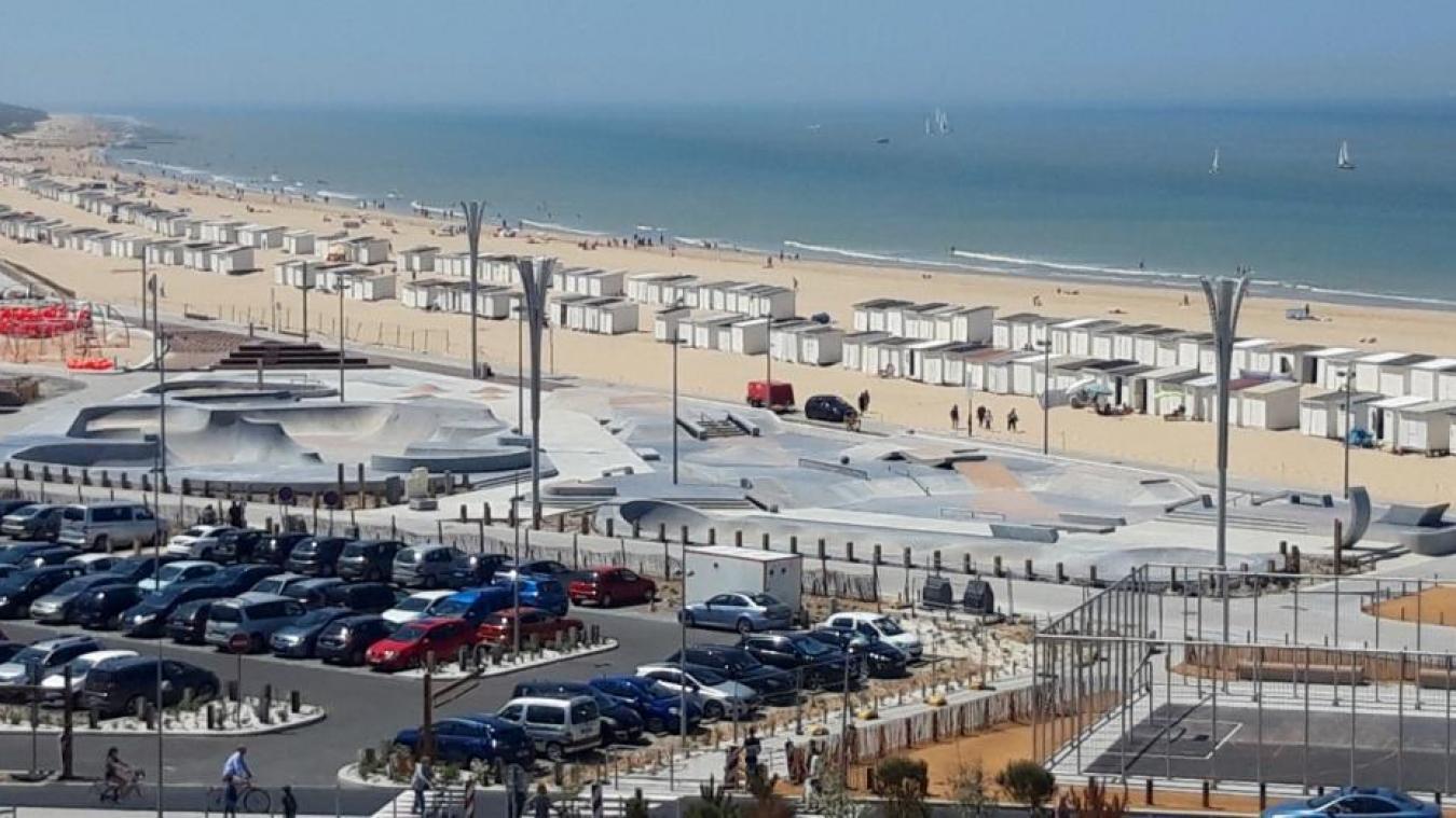 Calais : le skate-park ouvrira ce samedi sur le front de mer