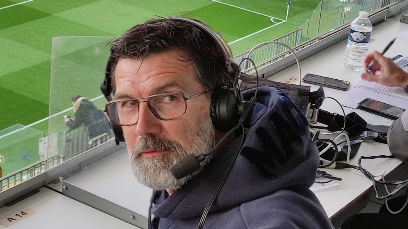 Légende du RC Lens, Éric Sikora est de retour au club.