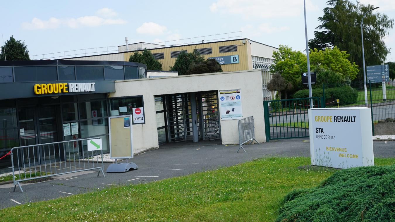 La Société de transmissions automiques (STA) de Ruitz sera l'un des piliers de ce nouveau plan de Renault.